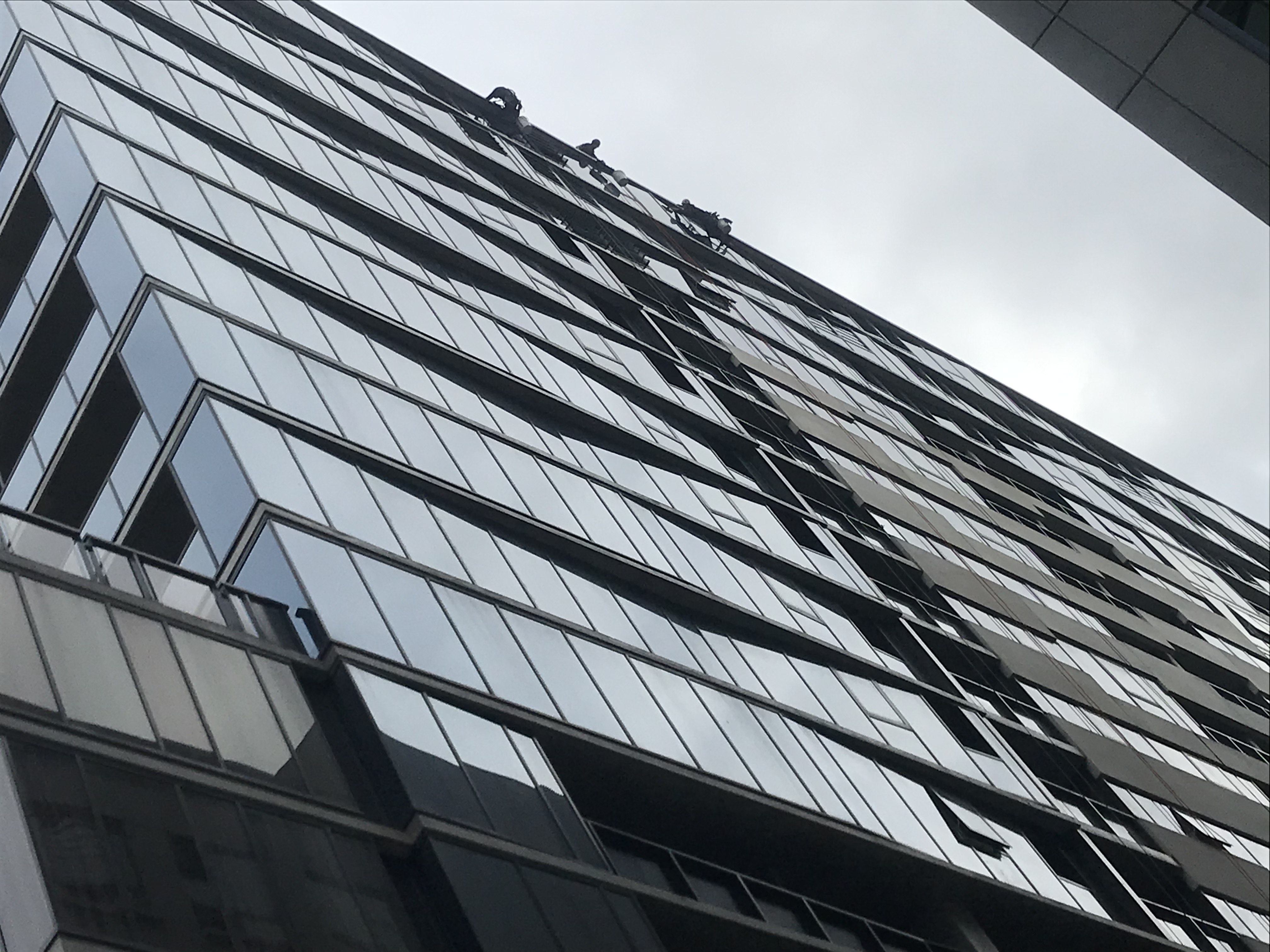 High Rise Window Clenaing Nationwide Commercial Cleaning