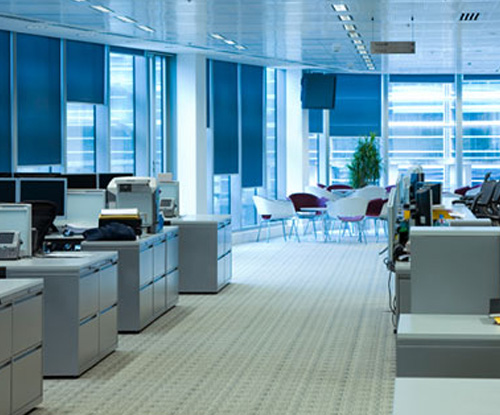 Industrial Office – Nationwide cleaning